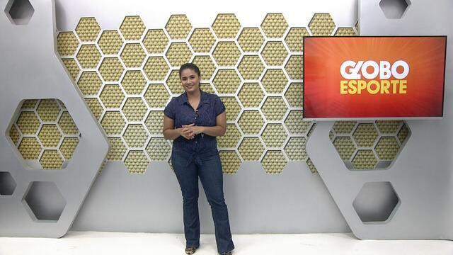 Veja o Globo Esporte RR desta quinta-feira, dia 4 de julho