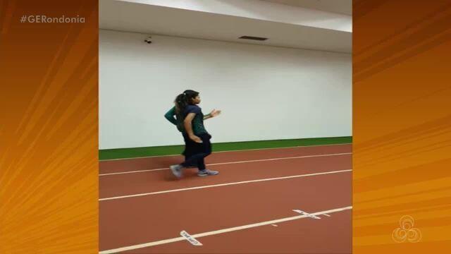 Paratleta rondoniense, Ketyla Theodoro, é esperança de medalha de ouro para o Brasil