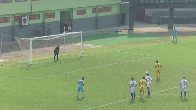 Galvez vence Plácido de Castro e conquista 1º turno do Campeonato Acreano Sub-20