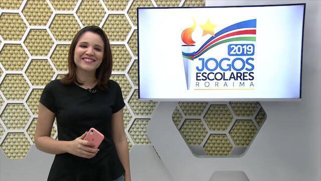 Veja a íntegra do Globo Esporte RR desta segunda, 19/08/2019