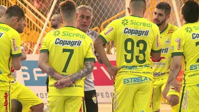 Em crise, Marechal Rondon corre risco de não se classificar e está apenas em 14º lugar na Liga Futsal lugar na