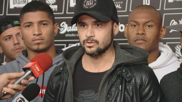Assista ao pronunciamento dos jogadores do Figueirense