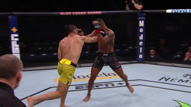 Michel Pereira, o Paraense Voador, enfrenta Tristan Connelly no UFC Vancouver