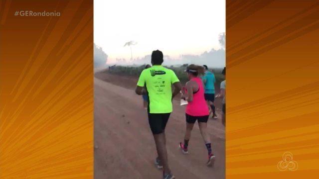 Domingo tem a meia maratona na zona rural de Porto Velho