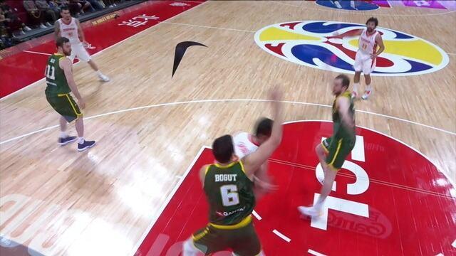 Final da Copa do Mundo de basquete reúne Espanha e Argentina e um duelo de pivôs