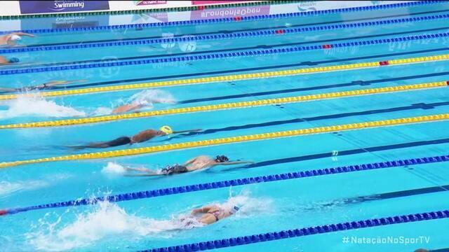 Brasil conquista medalha de prata no revezamento 4x100 no Mundial de Natação Paralímpica