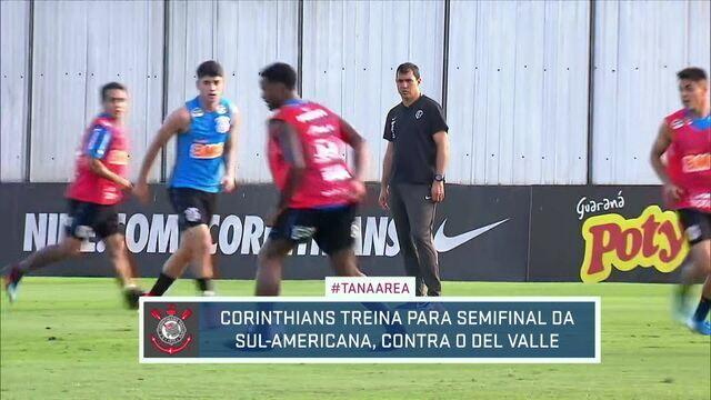 Corinthians joga tudo na semifinal da Sul-Americana, após jogo decepcionante contra o Fluminense