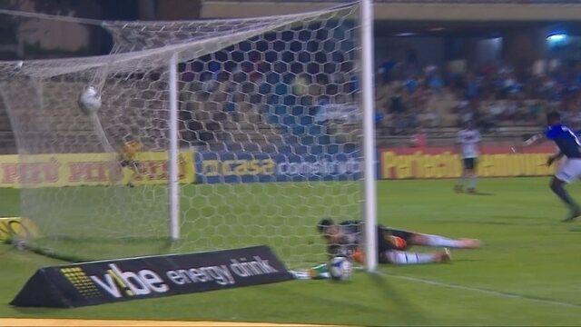 Veja os gol de São Bento e Vitória pela Série B do Brasileirão