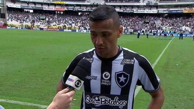 """Cícero analisa derrota para o São Paulo: """"O mais justo seria o empate"""""""