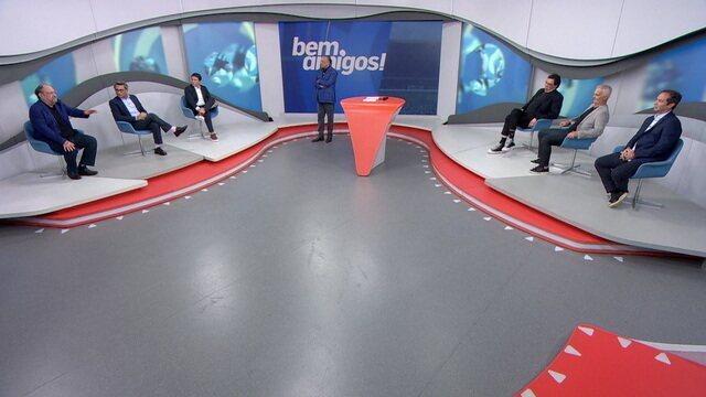 Comentaristas falam sobre confronto entre Flamengo e Grêmio