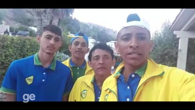 Dupla finalista do Mundial Escolar de Vôlei pede apoio da torcida de Roraima