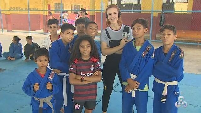 Segunda parte do Globo Esporte RO Especial de Dia das Crianças