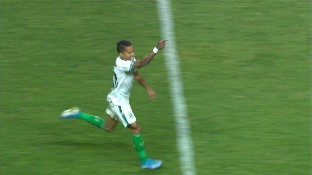 Os gols de América-MG 2 x 0 Vila Nova pela 29ª rodada do Campeonato Brasileiro da Série B
