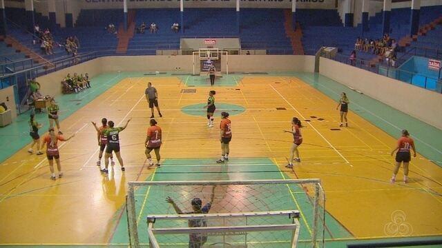 Oratório vence o Independente no segundo jogo da final do Campeonato Estadual de Handebol