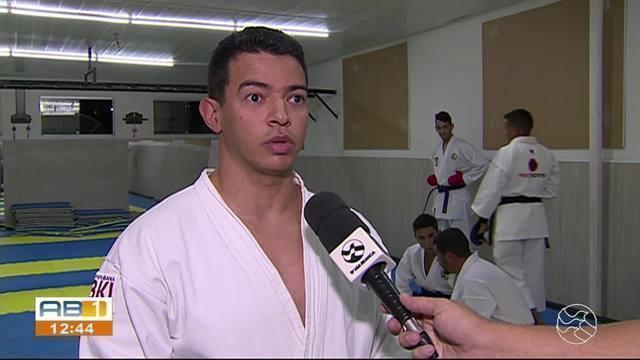 Atletas de Pernambuco vão disputar o Mundial de Karatê