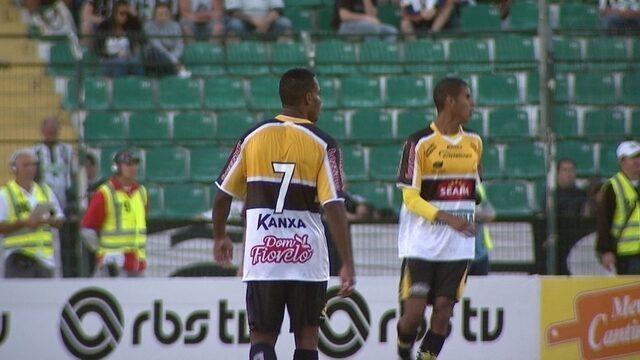#TBT: Criciúma vence o Figueirense