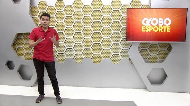 Veja a íntegra do Globo Esporte desta quarta, 06/11/2019
