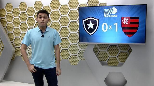 Veja a íntegra do Globo Esporte desta sexta-feira, 08/11/2019