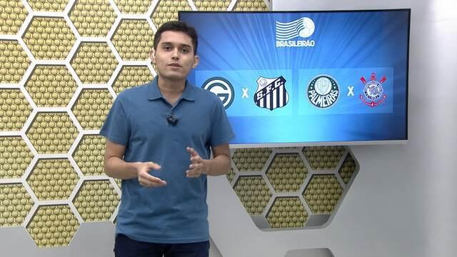 Veja a íntegra do Globo Esporte deste sábado, 09/11/2019