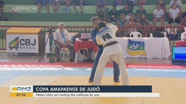 1ª edição da Copa Amapaense de Judô reúne mais de 350 atletas