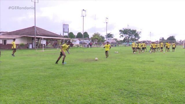 Dois meses para o início da Copa São Paulo de Futebol Júnior e o Vilhenense treina firme