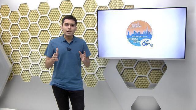 Veja a íntegra do Globo Esporte desta terça, 12/11/2019