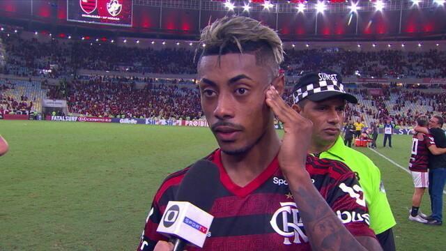 Redação analisa declaração de Bruno Henrique após empate no clássico contra o Vasco