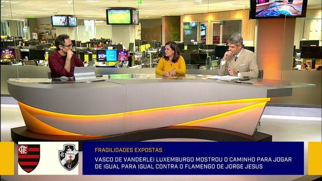 Mesa comenta sobre Flamengo, de olho na final da Libertadores contra o River