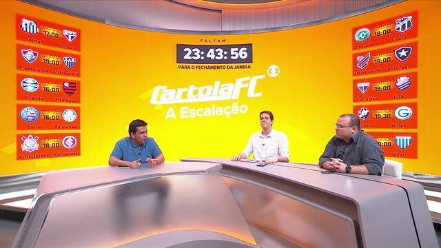 Programa Cartola FC - A escalação - 15/11/2019