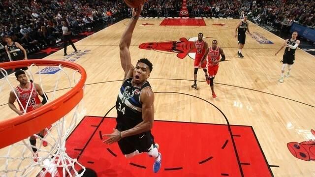 Melhores momentos de Chicago Bulls 101 x 115 Milwaukee Bucks pela NBA