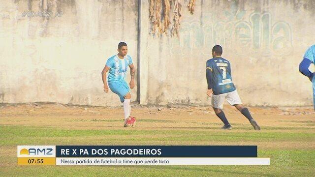 RE X PA dos pagodeiros: time que perde na partida de futebol toca músicas pós-jogo