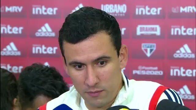 """Pablo defende Fernando Diniz no São Paulo: """"Os jogadores estão muito felizes"""""""
