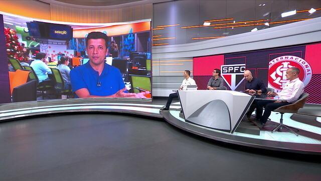 Repórter André Hernan fala sobre o futuro do Hernanes no São Paulo