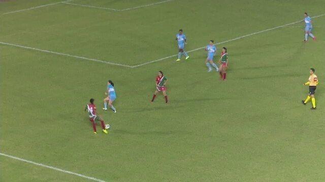 Thaila marca, Atlético-AC vence 2º turno do Acreano Feminino e mantém vivo sonho do tri