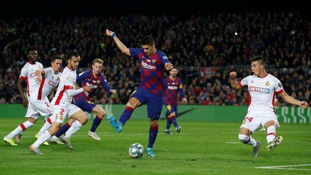 Os gols de Barcelona 5 x 2 Mallorca pela 16ª rodada do Campeonato Espanhol