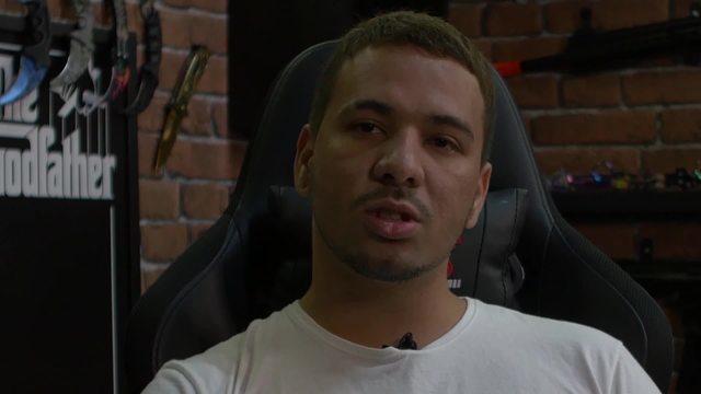 Ídolo do Free Fire, Piuzinho fala sobre representatividade na favela e elogia Mano Brown