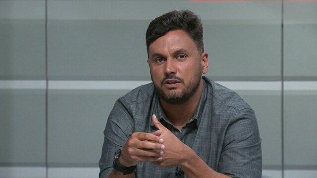 Cahê Mota explica situações de Gabigol e Jorge Jesus após o Mundial de Clubes