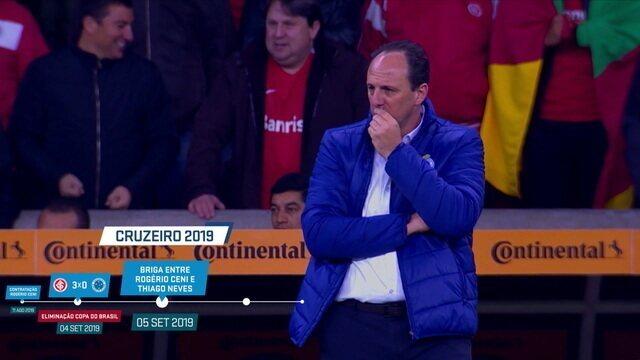Mesa analisa linha do tempo do Cruzeiro em 2019