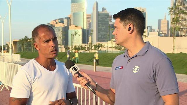 Felipe, ex-jogador do Vasco, comenta primeira rodada do Mundial de Clubes