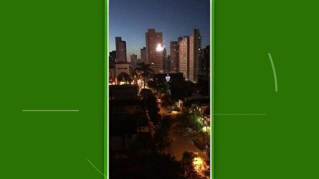 Sete dias após rebaixamento do Cruzeiro, Atlético-MG provoca rival com foguetório em sede