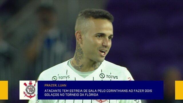 Joanna de Assis afirma que gol de falta de Luan remete aos tempos de Marcelinho Carioca