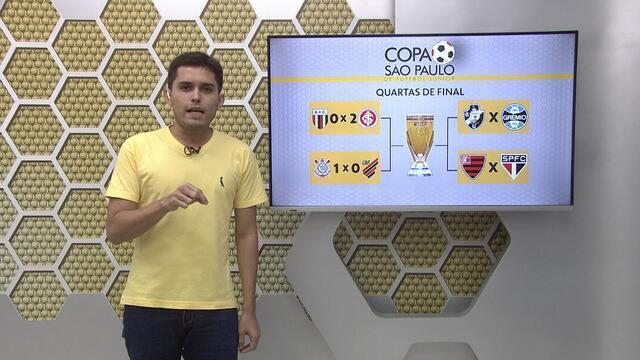 Veja a íntegra do Globo Esporte RR deste sábado, 18/01/20