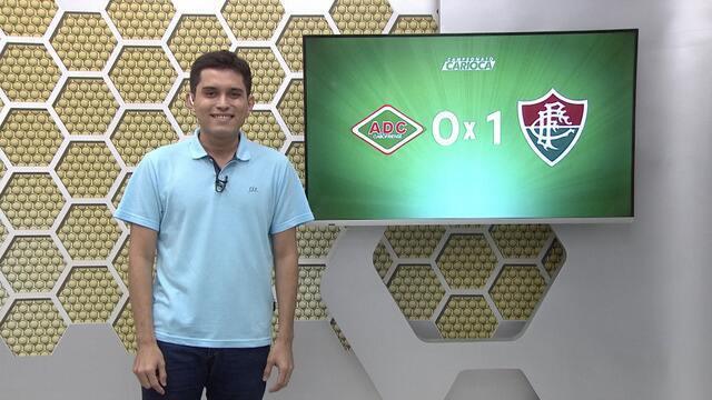 Veja a íntegra do Globo Esporte RR desta segunda, 20/01/20