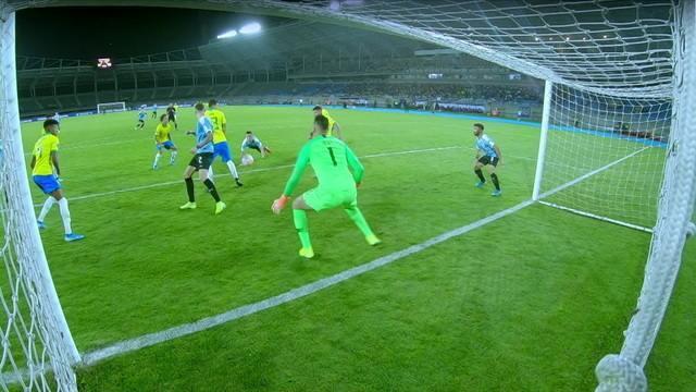 Melhores momentos de Brasil 3 x 1 Uruguai pelo Pré-olímpico de futebol sub-23
