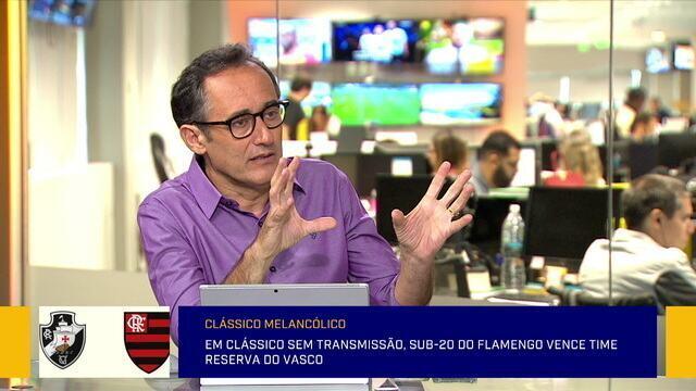 """Clubes grandes não querem jogar o Campeonato Carioca nesta época do ano"""" afirma Marcelo Barreto"""