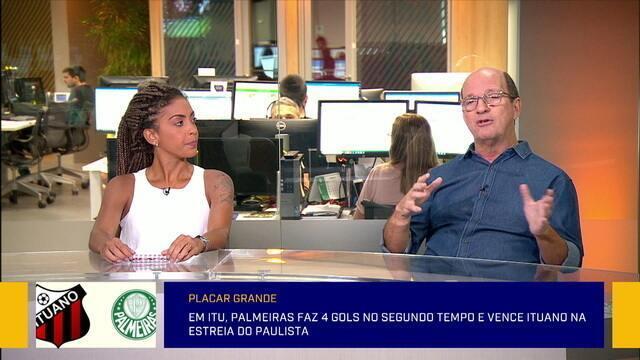 Redação analisa as vitórias de Palmeiras e São Paulo na estreia do Paulistão