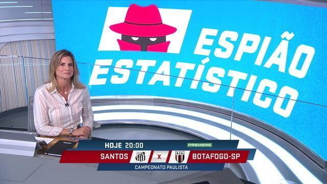 Espião Estatístico mostra boas razões para o torcedor santista ir ao estádio