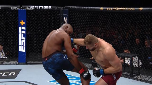 Melhores Momentos de Corey Anderson x Jan Blachowicz pelo UFC Rio Rancho em 15/02/2020