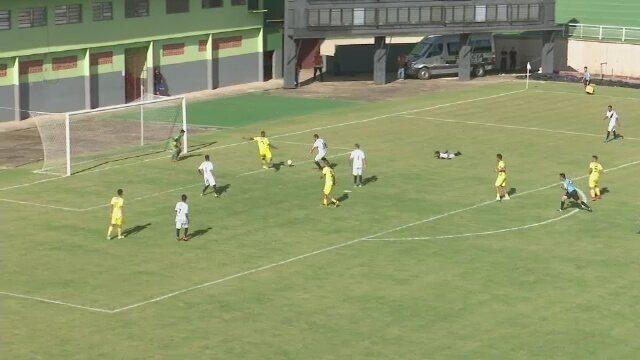 Veja os gols de Náuas 5 x 0 Vasco-AC, pela 3ª rodada do grupo B do Campeonato Acreano