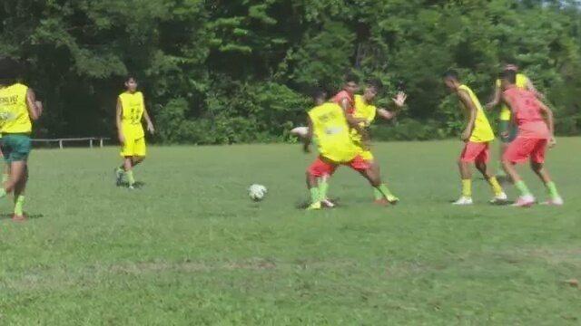 Atacante reconhece dificuldade da Copa do Brasil Sub-20, mas crê em Galvez na 2ª fase